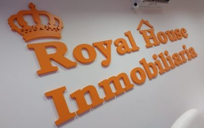 Royal House nos confía la imagen de su nueva oficina.
