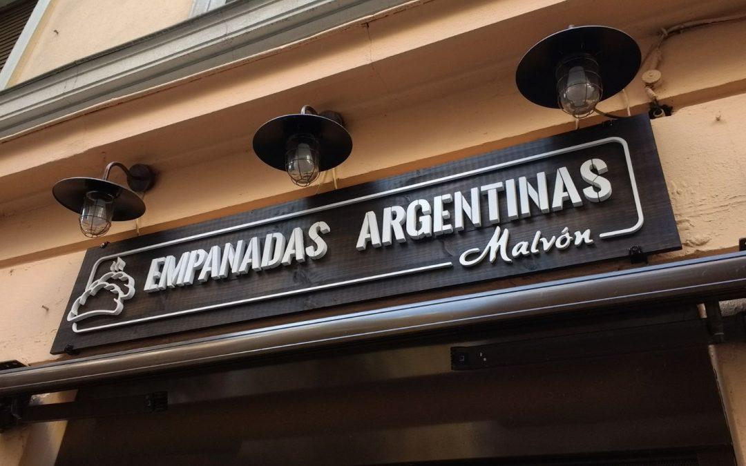 Rótulos para Empanadas Argentinas Malvón