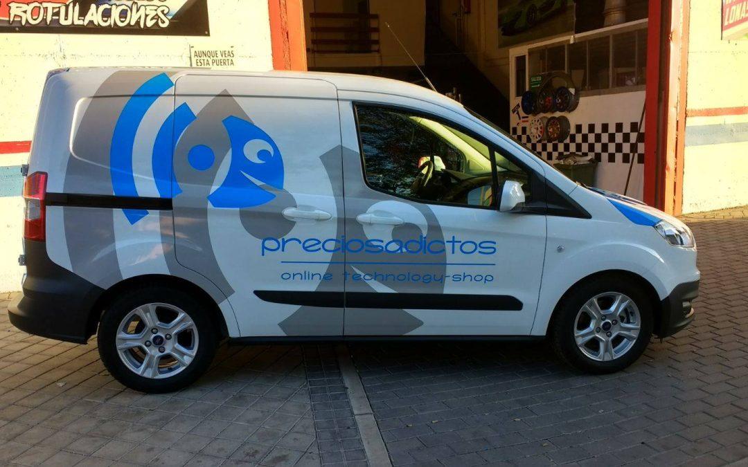 Ford Tourneo Precios Adictos