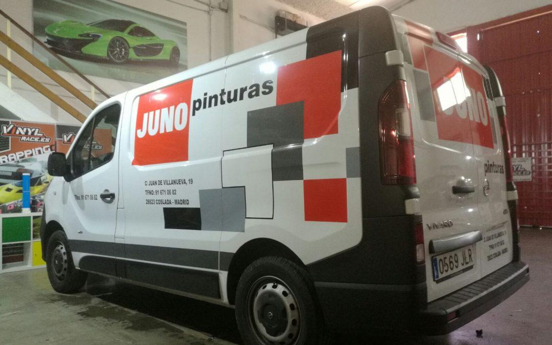 Opel Vívaro para Juno