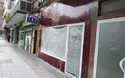 La técnica del recubrimiento de fachadas con Dibond