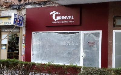 Fachada para Grinval Inmobiliaria