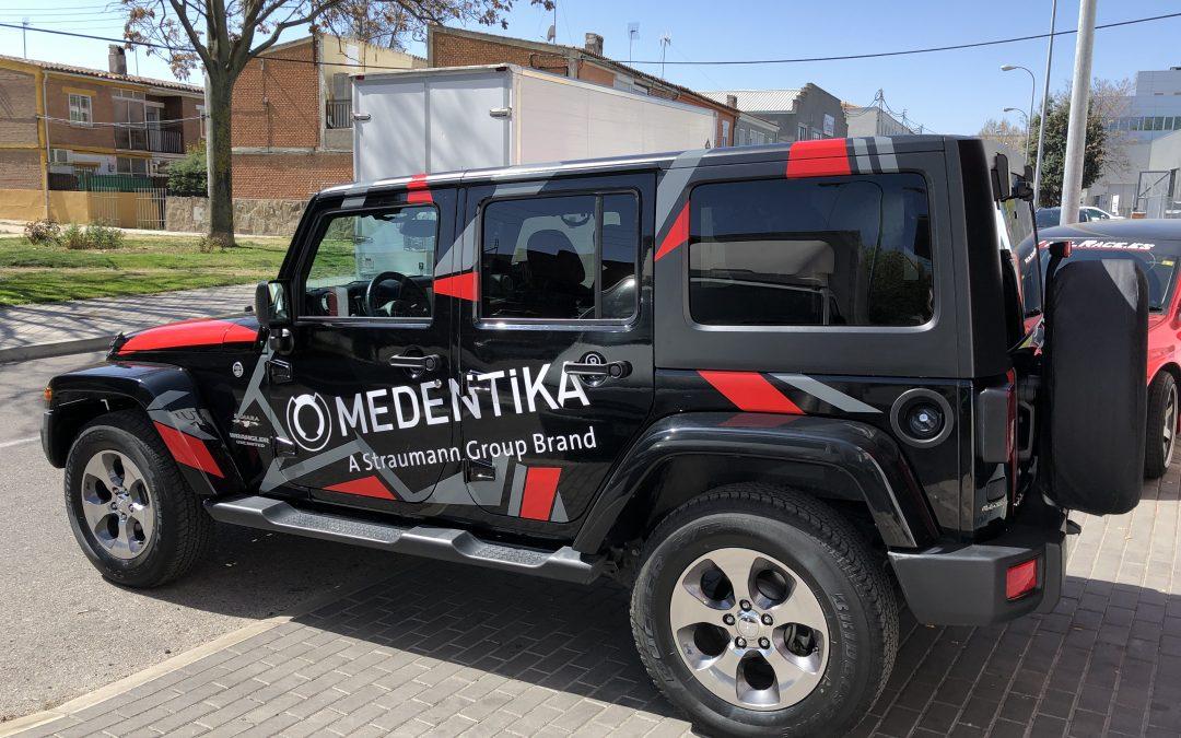 Jeep Wrangler Medentika