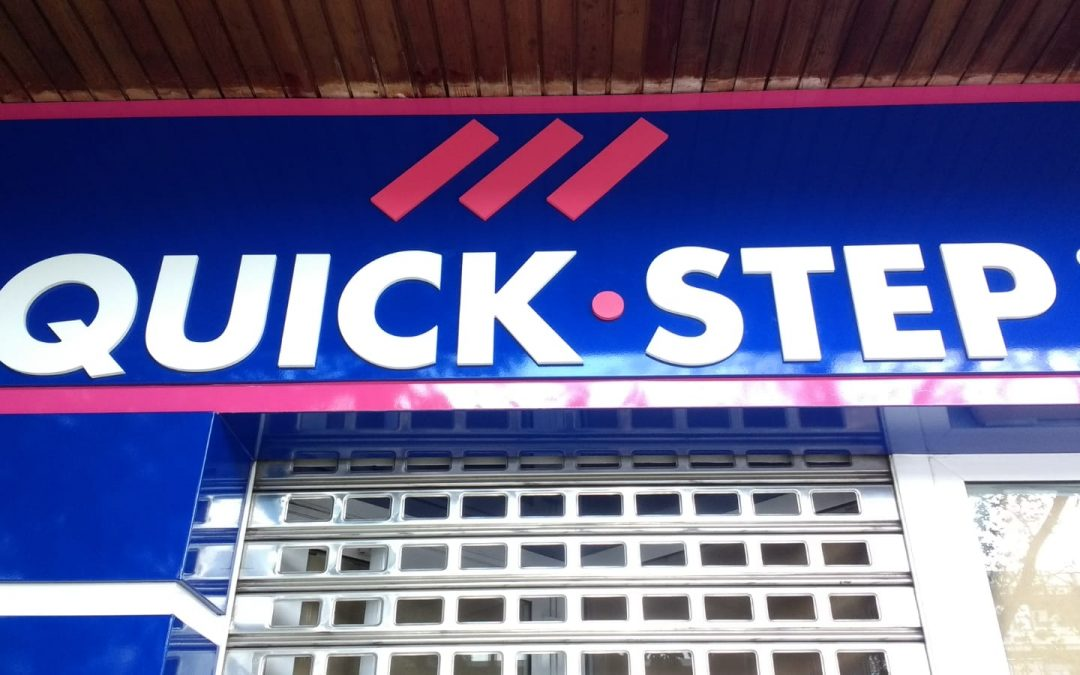 Fachada para Quick Step