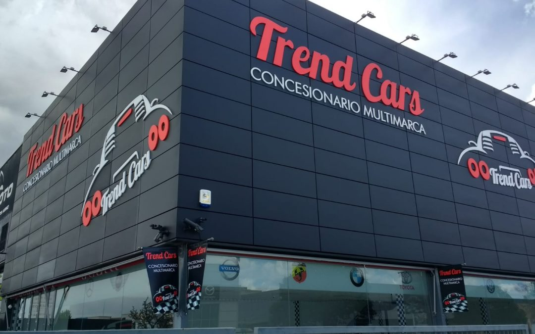 Trend Cars Estrena local