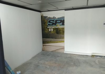 GrafiRótulo Fotomurales 3D Spartan Performance